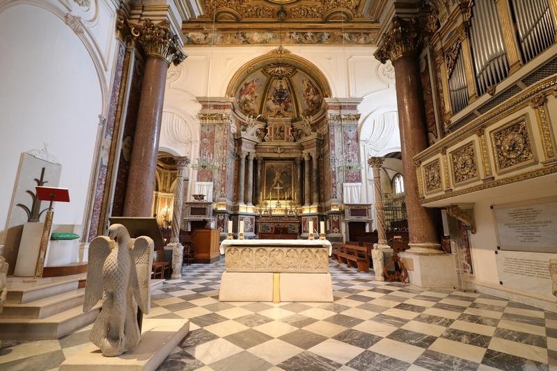 Амальфи, Музей Кьостро дель Парадизо