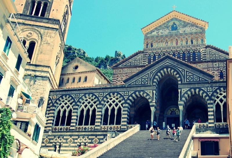 Кафедральный собор Амальфи, Дуомо ди Амальфи