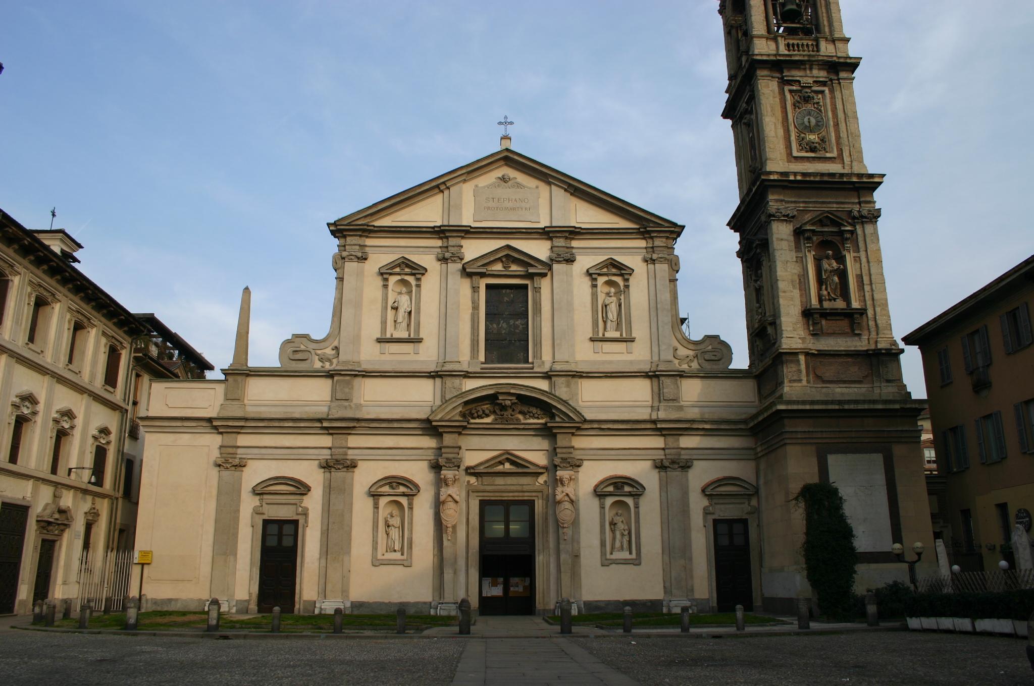 Базилика Санто-Стефано