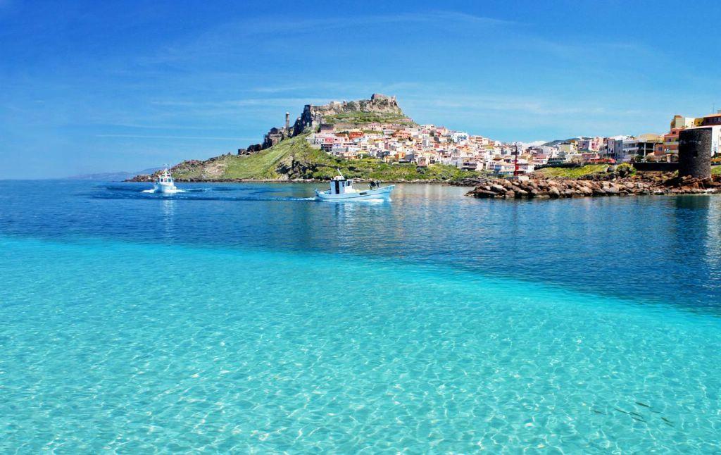 Кастельсардо, Сардиния
