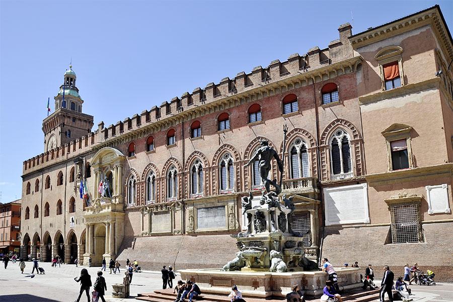 Palazzo Comunale (Палаццо Коммунале)
