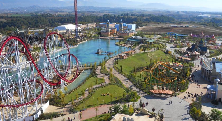 Парк развлечений «Фьябиландия»