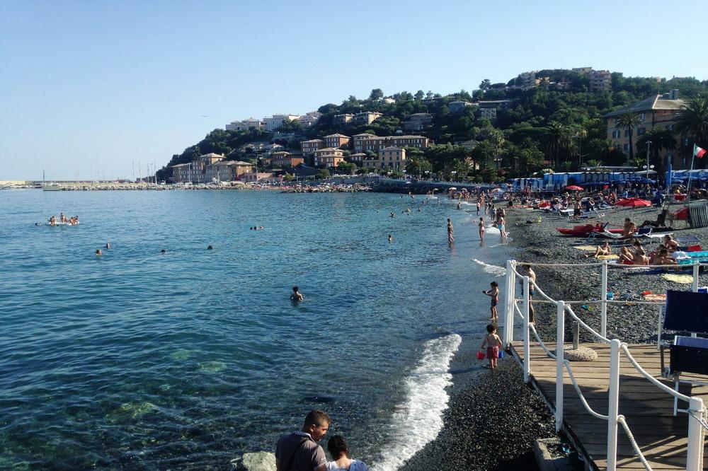 Spiaggia Arenzano