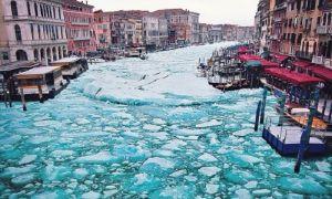 Венеция в январе