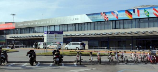 Аэропорт Римини им. Федерико Феллини Италия