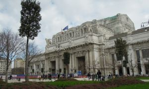 Центральный ЖД вокзал Милана