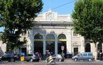 Ж/д вокзал Римини