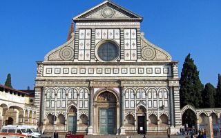 Базилика Санта-Мария Новелла во Флоренции