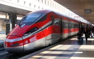 Поезд Флоренция – Венеция