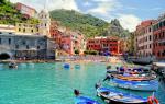 Чинкве-Терре Италия: как добраться