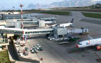 Аэропорт Палермо, Сицилия