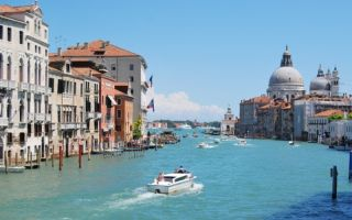 Венеция в октябре