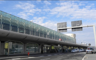 Аэропорт Катания Сицилия, Италия