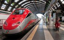 Поезд Милан – Венеция